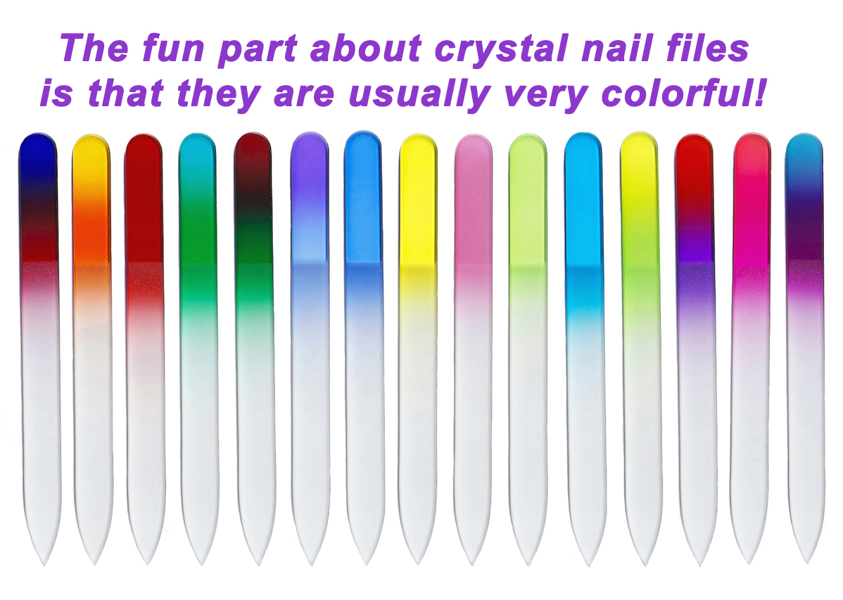 What\'s the Best Nail File to Use? – Pretty Chic Nails & Charms